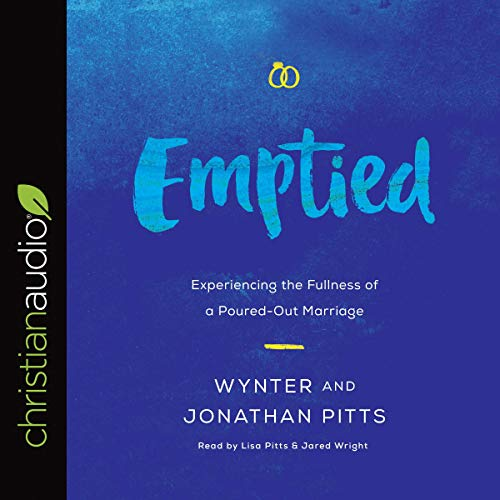 Emptied audiobook cover art