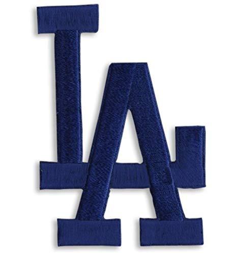 Emblem Source Dodgers LA Blue Collectors Patch