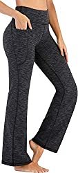 Top 10 High-Quality Affordable Bootcut Yoga Pants for Women That Won't Tear Up During Your Daily Fitness/Yoga Routine 18