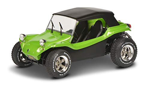 Solido S1802703 1:18 Manx Myer Buggy-Green Metallic
