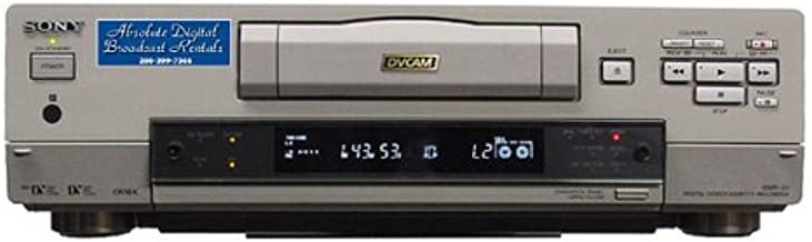 SONY DSR-30 Professional DVCAM Digital Videotape Recorder (Discontinued by Manufacturer)