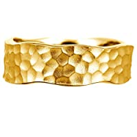 [ココカル]cococaru 地金 リング k10 イエローゴールド/ホワイトゴールド/ピンクゴールド ファッションリング 品質保証書 金属アレルギー 日本製(イエローゴールド 17)