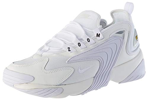 Nike Damen WMNS Zoom 2K Running Shoe, Crème Weiß, 42 EU