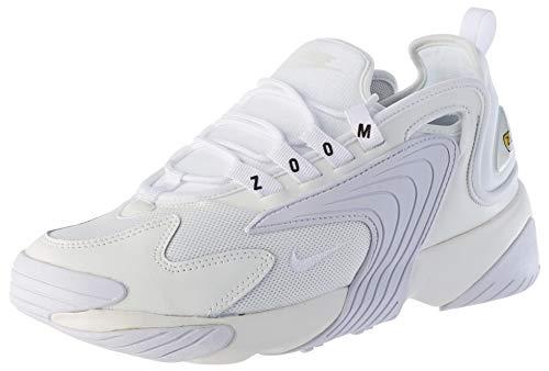 Nike Damen Zoom 2K Laufschuh, Vela/Negro/Blanco, 37.5 EU