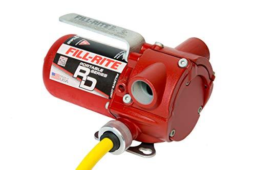 solo pompa carburante pompa di trasferimento fill-rite FR4405GE 24/V 75/l//min