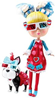 Cutie Pops Starr with Pet Dog Popcorn - by Cutie Pops
