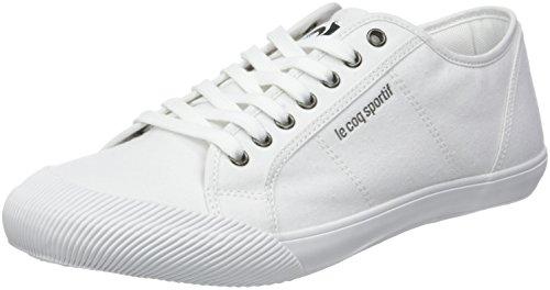 LE COQ SPORTIF Deauville Sport, Zapatillas Hombre, Blanco (Optical White Blanc), 46 EU