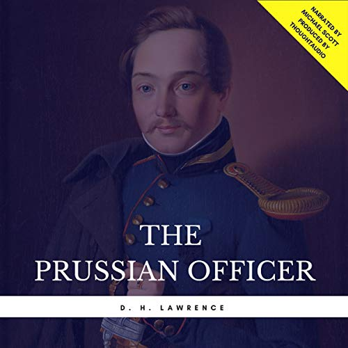 The Prussian Officer cover art