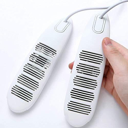 N\\A Luck USB Schuhtrockner, Smart-Timing-Fuß-Dryer Sterilisation und Desinfektion, schnelltrocknende Schuhtrockner Effiziente Heizung Schuh Gebläse-Heizung, Tresor Temperiergeräte Heizung