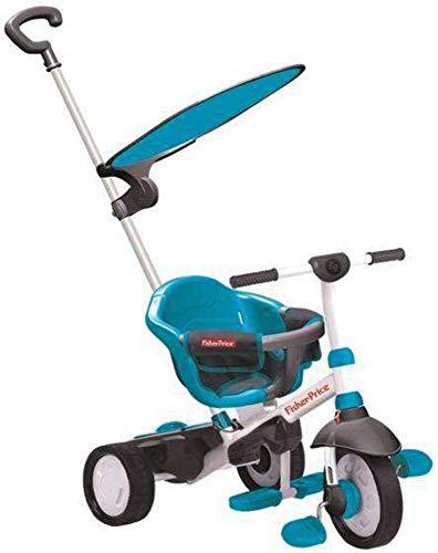 Fisher Price - Fp3250933 - Tricycle - Charm Plus - 3 en 1 - Bleu