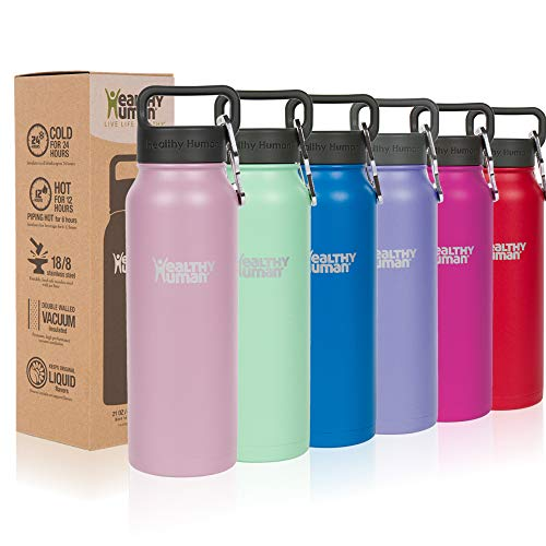 Healthy Human Water Bottles, BPA Free Sports...