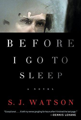 Image of Before I Go to Sleep: A Novel