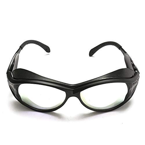 ZUEN Safty Gafas de protección Eyewear para 1064nm Longitud de Onda YAG IR Diodo Láser de Corte Od + 6 con los anteojos Case
