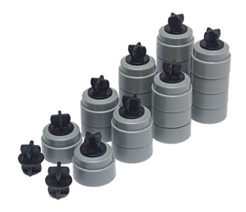 Scalextric - SCA8226 - Véhicule Miniature - Support de Voie + clips