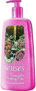 Avon Senses romantic garden of eden hydrating shower gel 720 ml