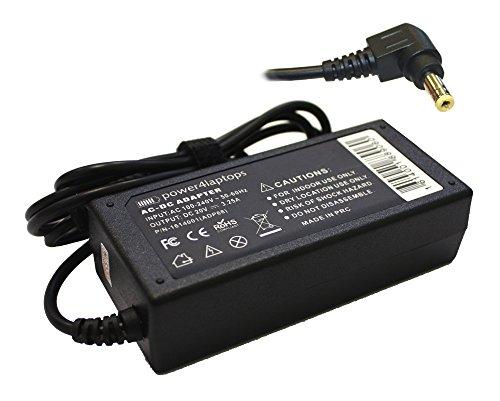 Power4Laptops Netzteil Laptop Ladegerät kompatibel mit Fujitsu Siemens Amilo Pa1510