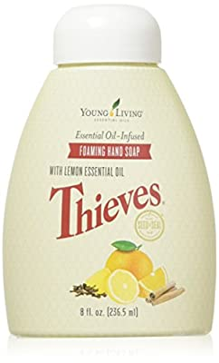 Thieves Foaming Hand Soap 8 fl oz. by Young Living Essential Oils