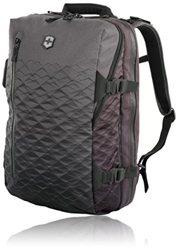 Victorinox VX Touring 17' Laptop Backpack with Tablet Pocket, Anthracite, 19.2-Inch