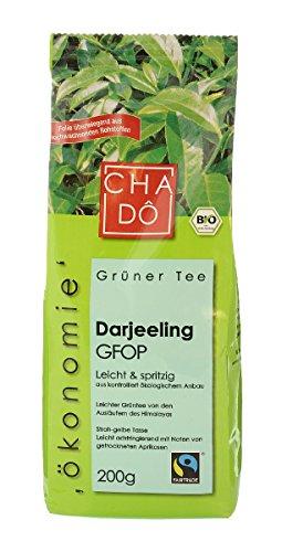 Cha-Do Darjeeling Grüntee, 200 g