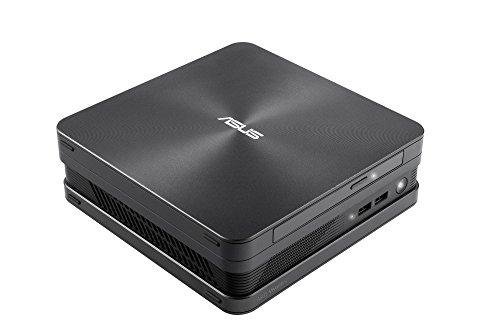 ASUS デスクトップPC VC65-G209Z(Core i7/メモリ4GB/DVDドライブ/HDD500GB/SSD128GB/Win10 64bit/HDMI/DP/D-sub/COMポート)