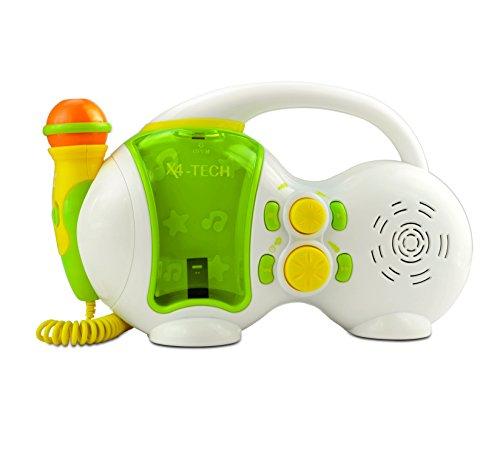 X4-TECH Kinder Karaoke Player Bobby Joey USB