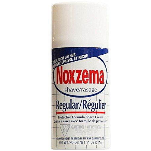 Noxzema Shave Cream Regular (Pack of 3)