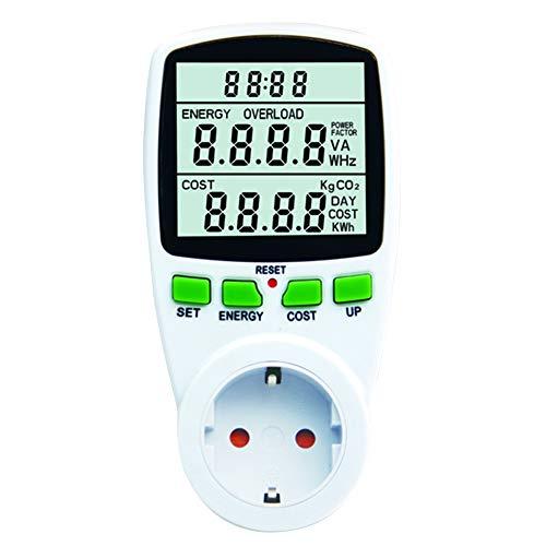 Starnearby elektrische timer, stroommeting, bus, intelligente vermogensmeter