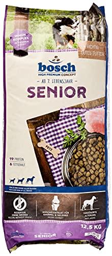 bosch HPC Senior | cibo secco per cani anziani di tutte le razze | 1 x 12,5 kg