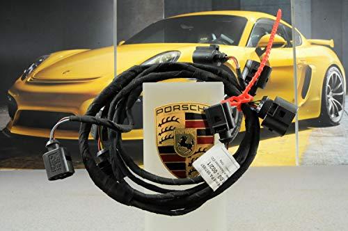 Porsche 911 997.1 / Boxster / Cayman 987.1 Cable cuerda PDC + Luz de matrícula