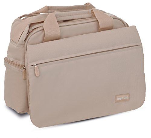 Inglesina My Baby Bag Borsa Fasciatoio, Beige (Cream)