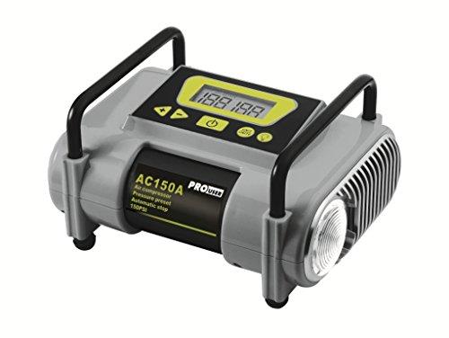 Pro-User AC150A 28101 Compresor de aire totalmente automática con 140W / 100 psi / 25L / min