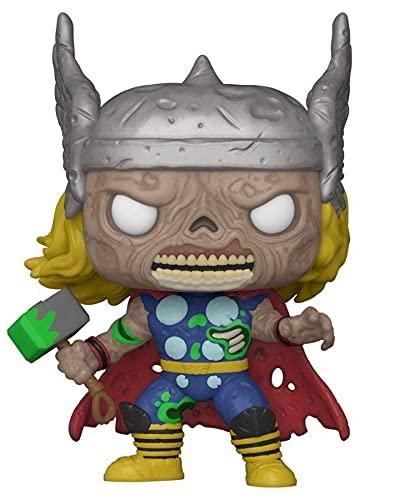 Funko Pop! Marvel: Marvel Zombies- Thor (Exc) (GW), Action Figures - 55646