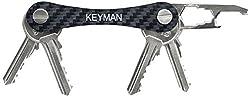 KEYMAN Schlüssel-Organizer aus Holz mit 16 GB USB Stick