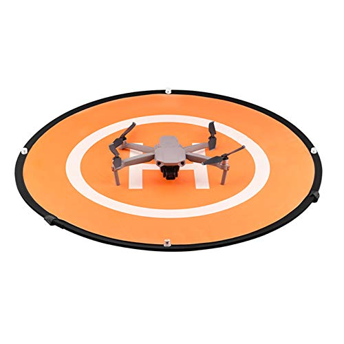 POHOVE 76,2 cm Drohnen-Landeplatz mit...