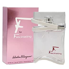 F for Fascinating Perfume by Salvatore Ferragamo for women Personal Fragrances