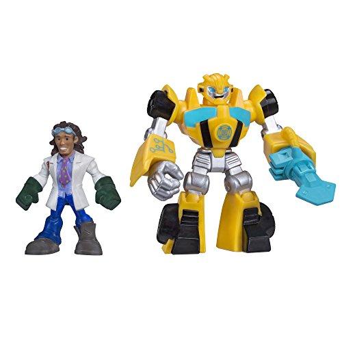 Playskool Heroes Transformateurs Rescue Bots Roar et sauvetage Bumblebee Figure