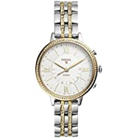Fossil Women's Jacqueline Stainless Steel Hybrid Smartwatch with Activity Tracking & Smartphone Notifications