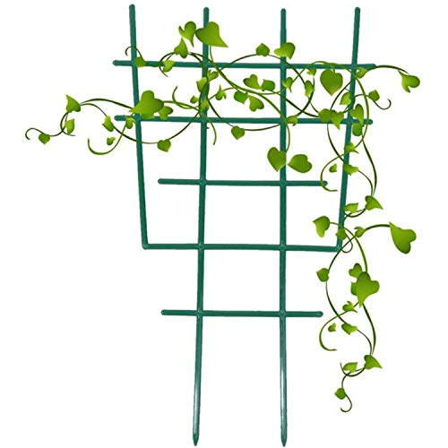 4 Pack Trellis for Climbing Plants Flower Support Trellis