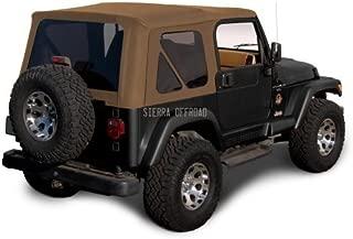 jeep jl soft top roof rack