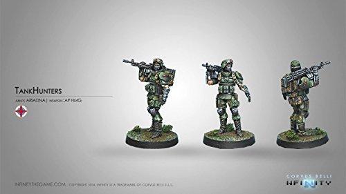 Tank Hunters (1) Ariadne Corvus Belli by Corvus Belli
