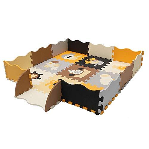QUUY 23 stuks kruipdeken kruipmatten kruipmat kruipmat kruipmat ideaal voor babygeschenken excellent current