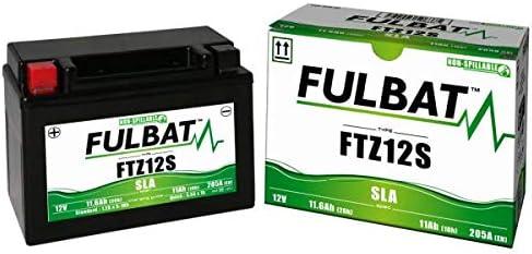 NX - Batterie moto YTZ12S 12V 11Ah - Batterie(s)
