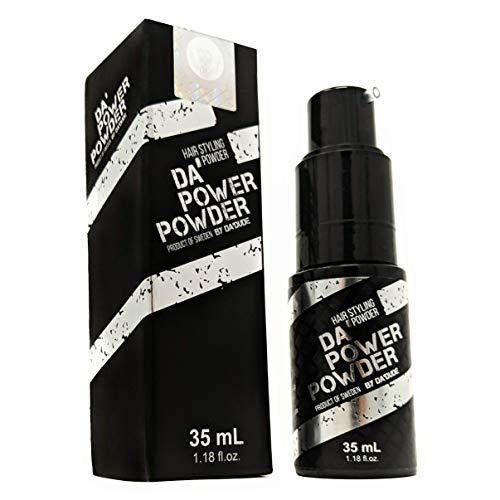Da'Dude Da'Power Powder Haar-Volumen-Puder für männer styling - Schneller und einfacher...