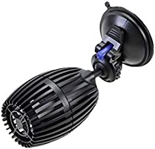 AQUANEAT Circulation Pump, Aquarium Wave Maker, Fish Tank Powerhead Submersible Water Pump with Suction Cup (Small 480 GPH)