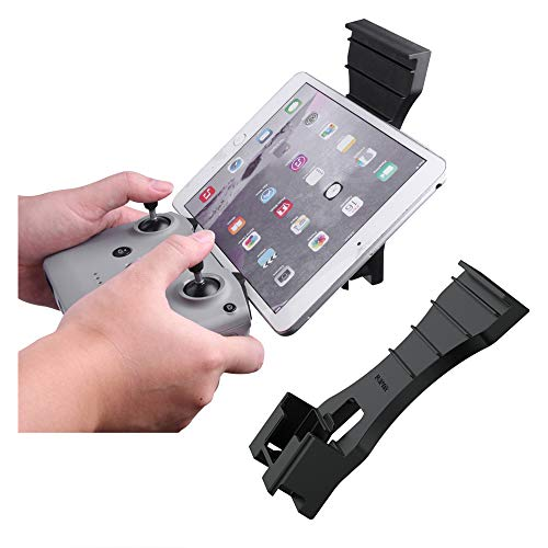 CUEYU, supporto per tablet per DJI Mavic Air 2 Drone Telecomando, Smartphone Tablet Monitor Estensione Supporto per DJI Mavic Air 2 Remote Control (Per Tablet)