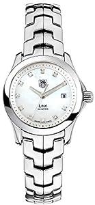 TAG Heuer Women's WJF1317.BA0572 Link Diamond Accented Watch