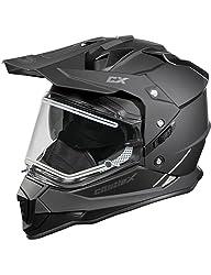 Castle X Mode Dual-Sport SV Electric Snowmobile Helmet