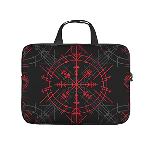 Normal Viking Tree of Life Laptop Bags Modern Large Viking Tablet Cases Suitable for Commuters