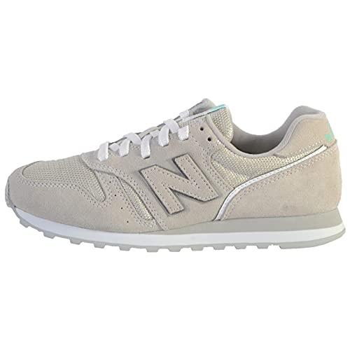 New Balance Zapatillas para Mujer WL373FM2_37,5, Color Gris, Talla 37,5 EU