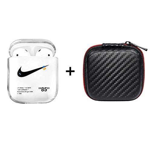 Shockproof Acryllic Case for Apple Airpods 1 & 2